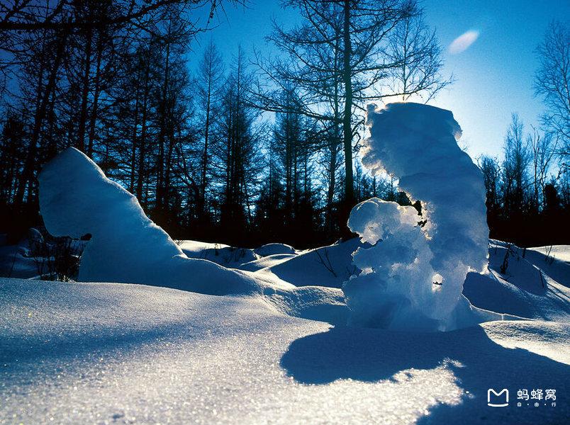 """雪乡坑蒙欺诈,是对雪乡之美竭泽而渔 雪乡之名,有些""""雪上加霜""""了。"""